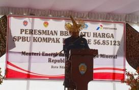 Jamin Distribusi BBM, Pulau Rote Harapkan Adanya Pembangunan Depot Mini