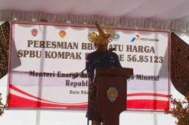 Jamin Distribusi BBM, Pulau Rote Harapkan Adanya Pembangunan…