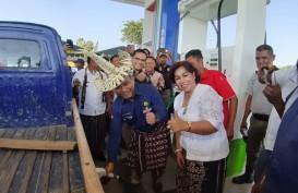 Harga Premium di Pulau Rote dari Rp12.000 Jadi Rp6.450 Per Liter