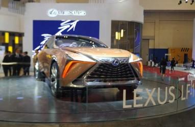 MOBIL KONSEP : Lexus LF-1 Limitless, Genre Baru Mobil Mewah