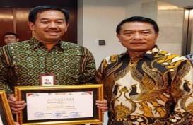 PT Angkasa Pura II Raih Penghargaan Tertinggi Manajemen Informasi Arus Mudik 2019