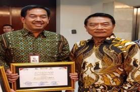 PT Angkasa Pura II Raih Penghargaan Tertinggi Manajemen…