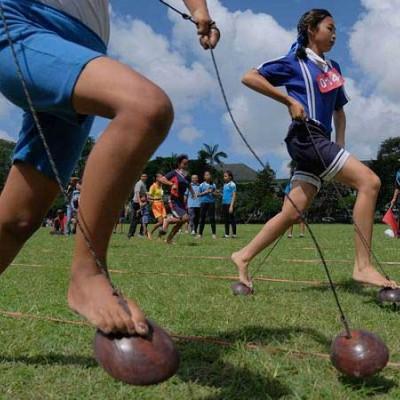 Anak Anak Mesti Diperkenalkan Permainan Tradisional Agar Mau Main Di Luar Lifestyle Bisnis Com