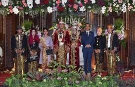 Jokowi Hadiri Pernikahan Putri Sujiwo Tejo