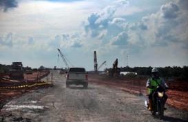 Ruas Tol Trans Sumatra Wilayah OKI Segera Operasional