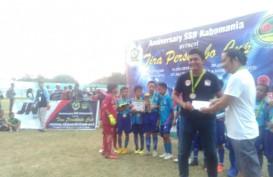 Tira Persikabo Cup, ISA Trisakti Sang Kampiun Usia 11 Tahun