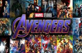 Avengers Endgame Salip Avatar Sebagai Film Paling Laris