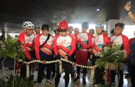 Gowes Bareng OJK, Bank Jateng Resmikan 'Co Working Space'