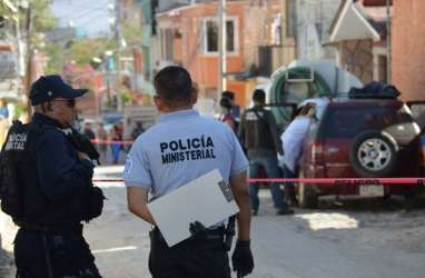 Dalam 6 Bulan, Pembunuhan Meksiko Sudah Capai 14.603 Kasus