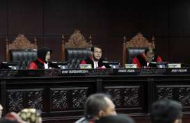 Gugatan Pileg 2019 : MK Tolak Permohonan Gerindra yang Ingin Gugurkan Kader Sendiri