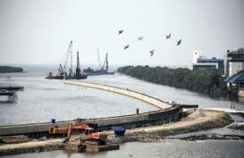 Menteri PUPR : Belum Ada Usulan Pembangunan Tol Teluk Jakarta