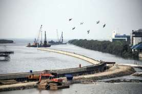 Menteri PUPR : Belum Ada Usulan Pembangunan Tol Teluk…