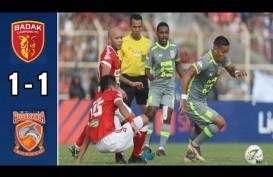 Live Streaming Perseru Badak Lampung vs Borneo FC 1-1