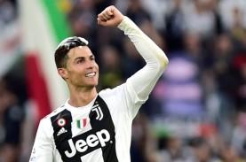 Dituduh Memperkosa, Cristiano Ronaldo Bebas dari Tuntutan…