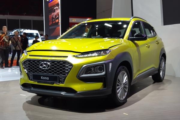 Hyundai Kona - Bisnis.com