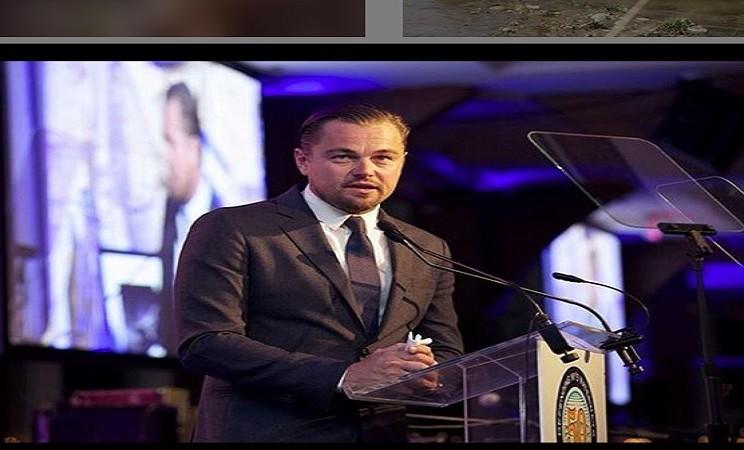 Aktor dan aktivis lingkungan Leonardo Dicaprio - Instagram@leonardodicaprio