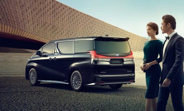 Lexus LM - Lexus Indonesia