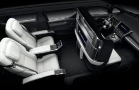 Kisaran Harga Rp2 Miliar, Ini Fitur Mewah Lexus LM
