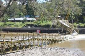 Sungai Baliem Abrasi, 3 Distrik di Jayawijaya 2 Pekan…