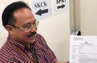 Pengacara Tomy Winata Berpotensi Dipensiunkan Dini Dari Profesi Advokat