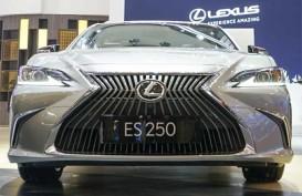 MODEL BARU DI GIIAS 2019 : Lexus ES 250 Memperkuat Eksistensi