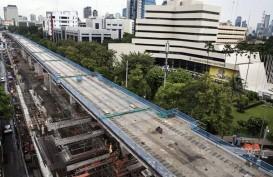 PROPERTI JAKARTA SELATAN : Proyek di Lebak Bulus Raih Berkah MRT