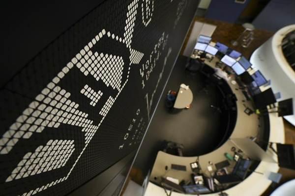 Indeks Bursa Eropa - Reuters