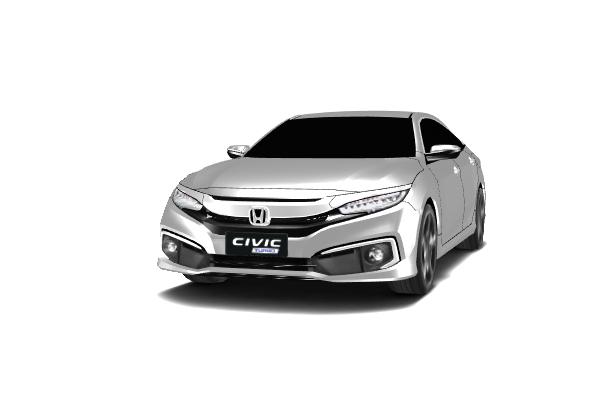 Honda Civic - HPM