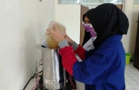 Mahasiswa Universitas Brawijaya Bikin Kertas dari Limbah Biomassa