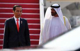 Jokowi Pamer Ikon Jakarta kepada Putra Mahkota Abu Dhabi