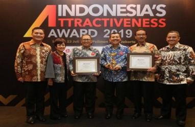 Kota Bandung Raih Penghargaan Kota Terbaik Pariwisata IAA 2019