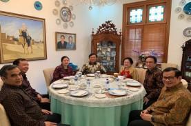 Bakwan dan Kelapa Muda Temani Pertemuan Megawati dan…