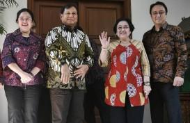 Usai Bertemu Megawati, Prabowo : Kami Sama-sama Patriot NKRI
