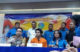 Polres Metro Jakarta Selatan Tangkap Pemasok Ganja…