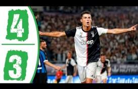 Juventus vs Inter 5-4 Adu Penalti, Buffon Pahlawan. Ini Videonya