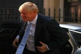 Boris Johnson Resmi Jadi PM Inggris Gantikan May