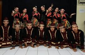Sanggar Muli Mekhanai Bawa Misi Budaya Lampung di Ancol