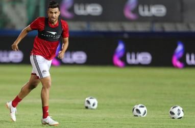 Aston Villa Boyong Trezeguet dari Mesir, Rekrutan Ke-9