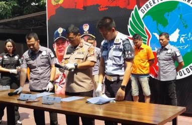 Polisi Tangkap Anggota Jaringan Penyalur Sabu untuk Nunung