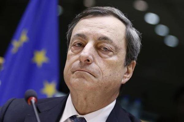 Presiden European Central Bank (ECB) Mario Draghi. - Reuters/Francois Lenoir