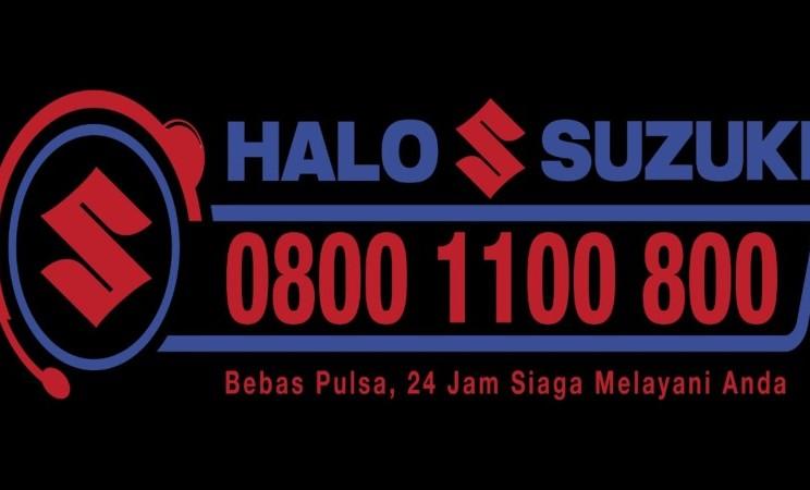 Logo baru Halo Suzuki - SIS