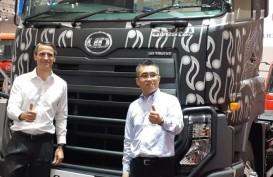 UD Trucks Pamer Teknologi Truk Listrik dan Otonom