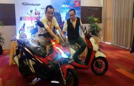 Honda Motor Jatim Rilis Dua Matik Terbaru