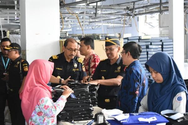 Bea Cukai Ajak IKM Tasikmalaya Manfaatkan Fasilitas KITE-IKM
