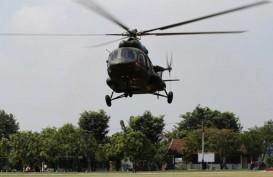 Helikopter TNI AD Hilang di Jayapura, Pencarian Libatkan Penerbangan Sipil