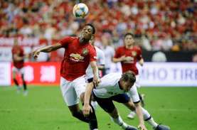 Manchester United Bungkam Tottenham Hotspur 2-1