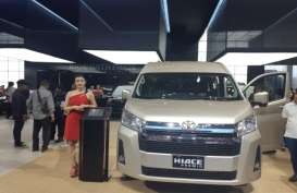HiAce Premio Baru Tawarkan Transportasi Lebih Nyaman