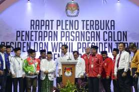 Koalisi Pendukung Jokowi-Ma'ruf Retak? Ini Klarifikasi…
