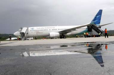 Garuda Indonesia (GIAA) Targetkan Raup Laba US$70 Juta Pada 2019