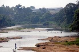 Normalisasi Sungai Cisadane Selesai Akhir Tahun Ini
